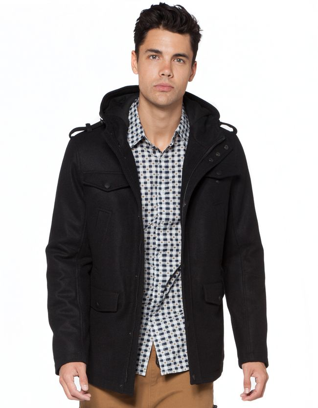 The Dome Duffle Jacket | Men's Jackets & Coats | Hallenstein Brothers