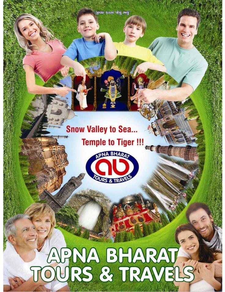 Our Tour Brochure 2013 by Apna Bharat Tours & Travels