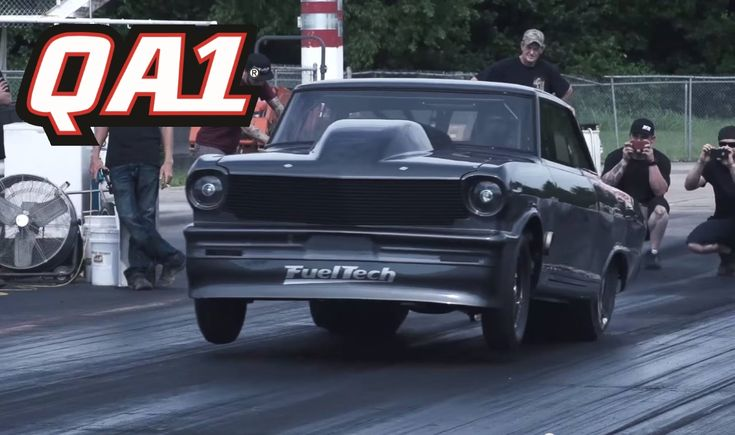 During this year's PRI Show in Indianapolis, QA1 will host an unveiling of the new drag car for Street Outlaws' Dave Comstock, also known as Daddy Dave.http://www.powerperformancenews.com/event-coverage/daddy-dave-from-discoverys-street-outlaws-to-debut-new-drag-car-at-2015-pri-show/