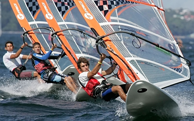 New Zealand Bic Techno National Championships
