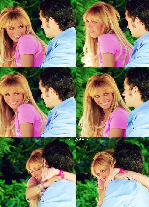 Mia & Miguel - Rebelde (Anahi & Alfonso Herrera) ♥