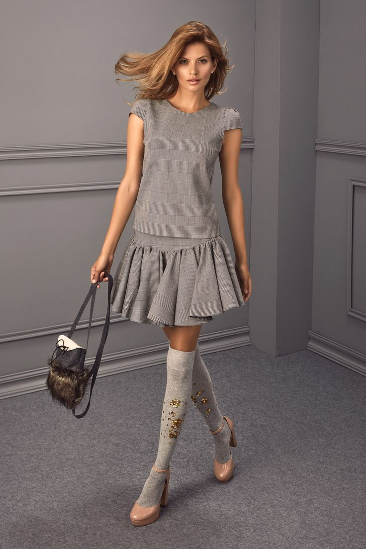 Maura Blouse / Loti Skirt