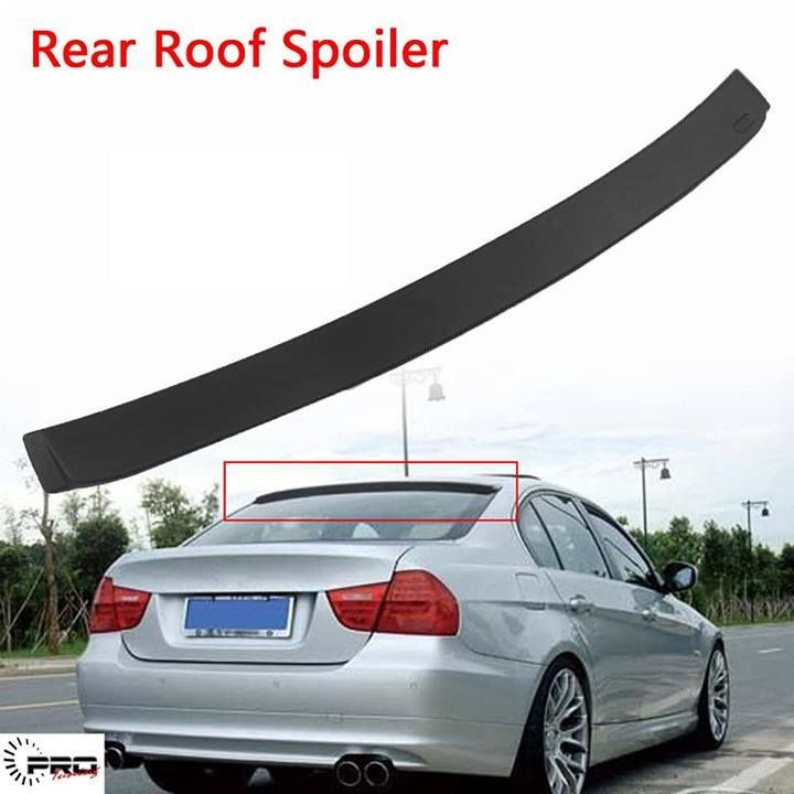Rear Roof Spoiler Available For Bmw And Mercedes Via Www Protuning Mu Tune Spoiler Mercedes