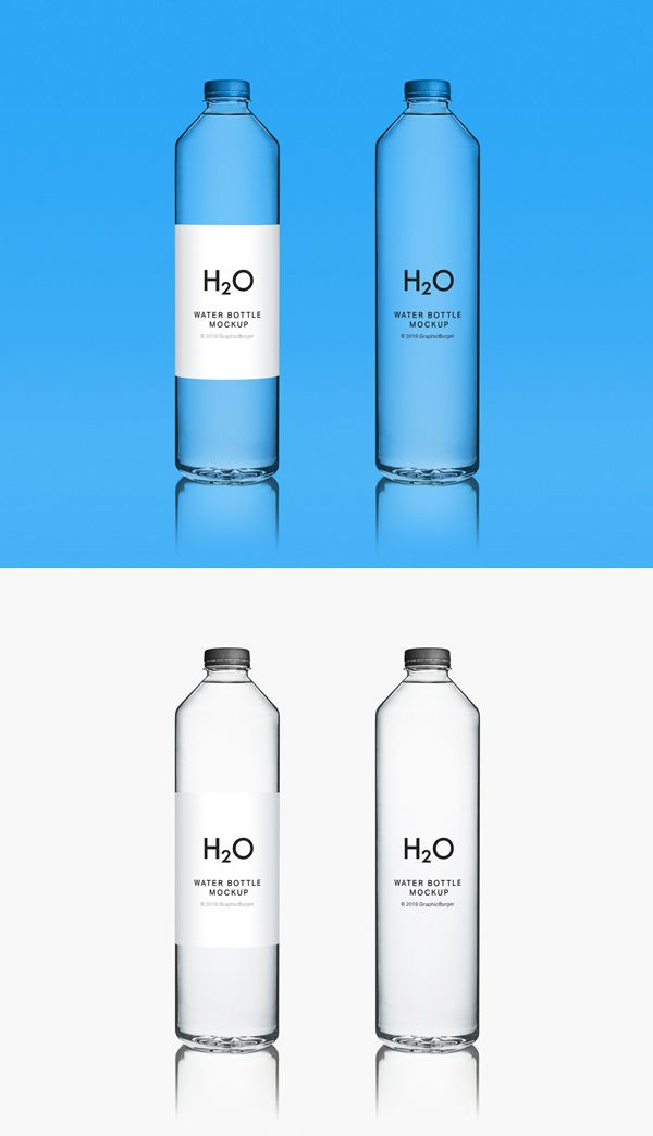 1342098e05 Looking for Water Bottle PSD MockUp? Then you've found it! This high  resolution mockup is perfect for creating a photorealistic presentation for  your label ...
