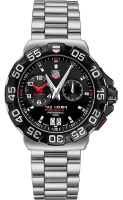 Tag Heuer Formula 1 Alarm Mens Watch WAH111A.BA0850