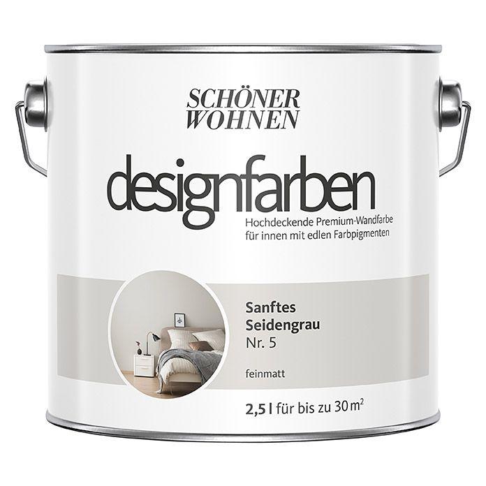 Schoner Wohnen Wandfarbe Designfarbe In 2020 Schoner Wohnen Wandfarbe Wandfarbe Und Schoner Wohnen