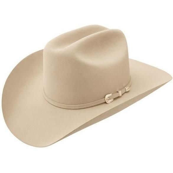 1e45b245 6x Stetson Adelante Fur Felt Cowboy Hat Silver Belly in 2019 | Hats ...