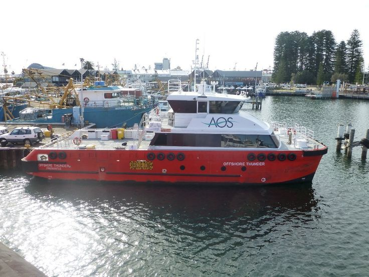 SN 767 - b Elite 22.9m Crew Transfer Charter Vessel - Used & New Commercial Boats for Sale In WA, Australia - Oceaneer Marine Brokers