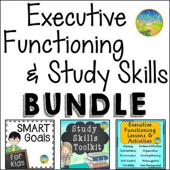 Executive functioning strategies high school