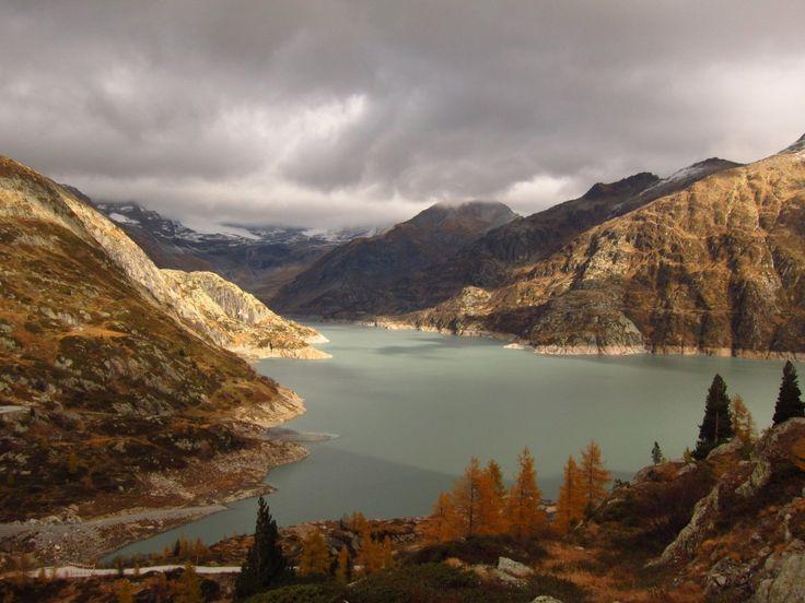 Lac de l'émosson - Vallorcine/Martigny