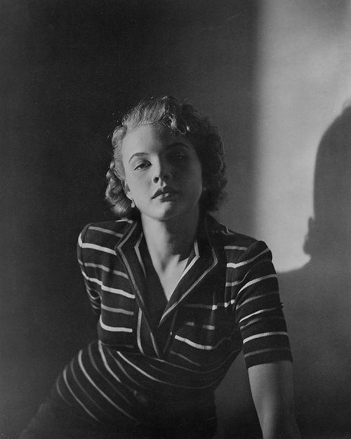 Carroll Baker, 1953  viaretrogirly