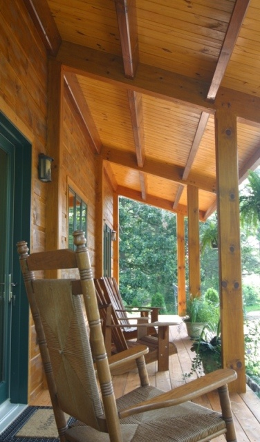 1000 images about timber frame porch ideas on pinterest for Timber frame porch designs