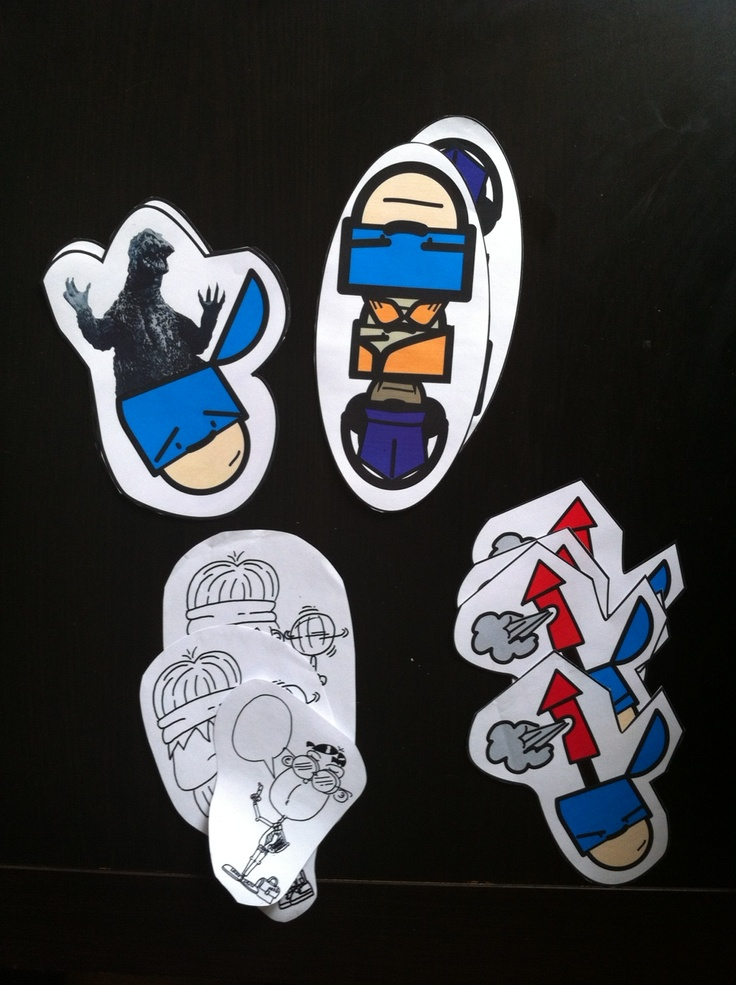 Nuub Stickers