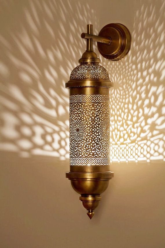Moroccan Sconce, Indoor Wall Sconce, Wall Sconce , Traditionel Sconce,  Sconce Light,