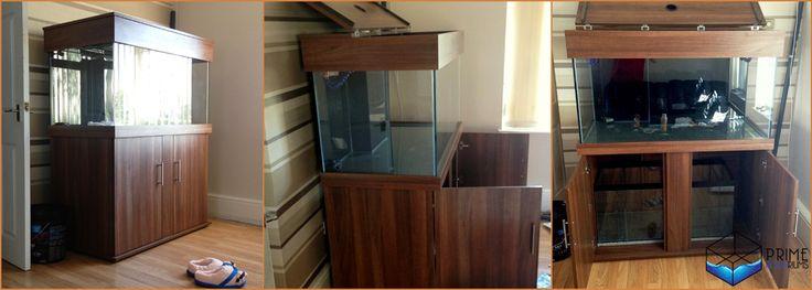 Marine 4ft fish tank from Prime Aquariums - Your fish tank manufacturer.