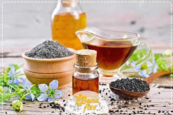 زيت حبة البركة مجموعة من الفوائد الصحية والجمالية الفوائد السبع Condiments Food