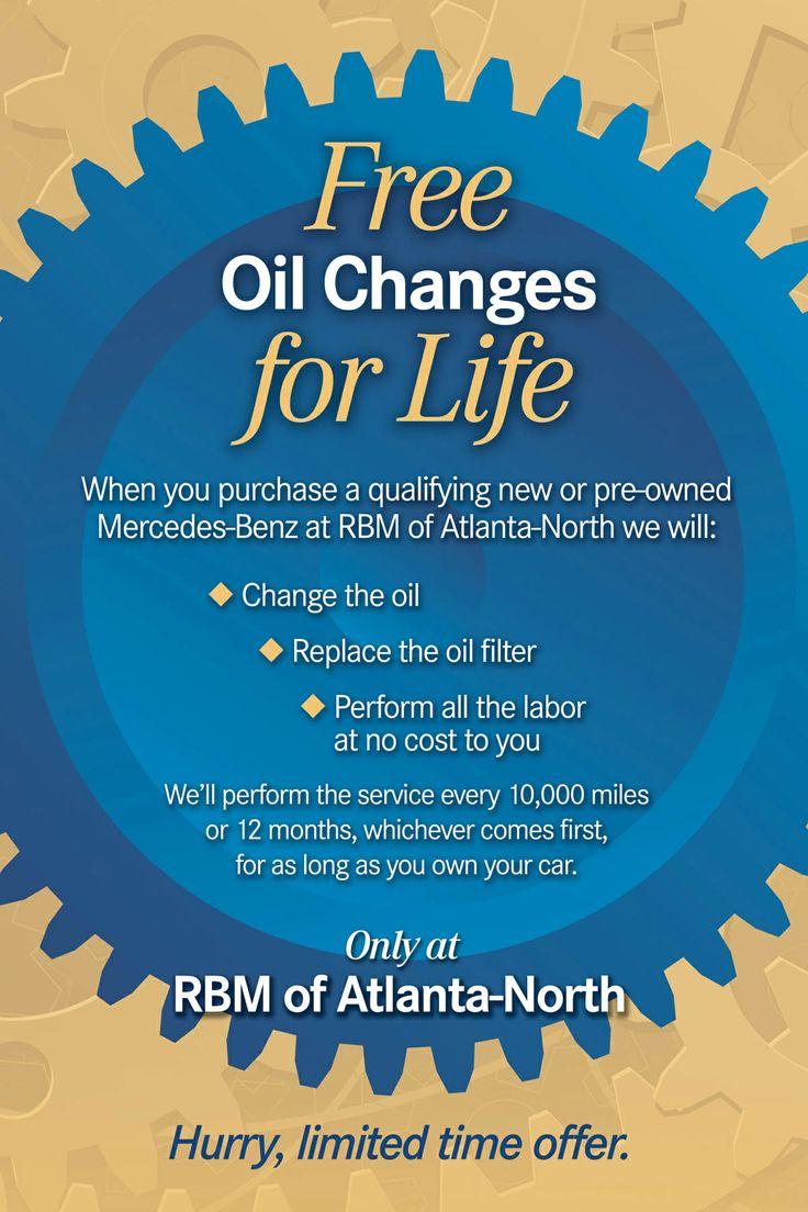 Chevrolet Dealers Oil Change Coupon