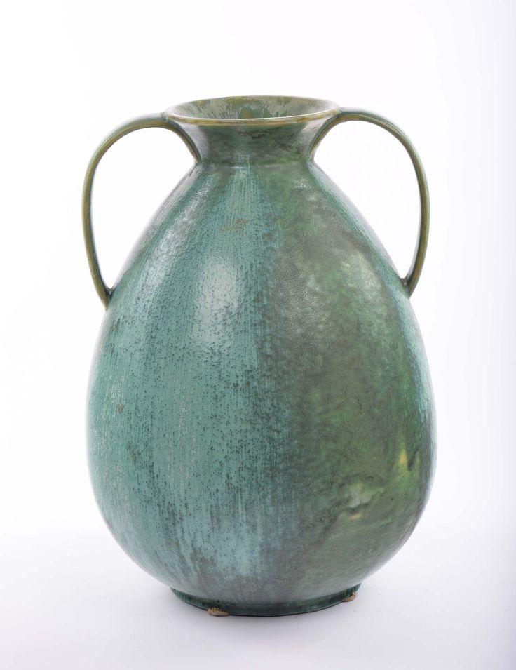 Guido Andlovitz - S.C.I.- Laveno- Vaso con manici modello 1256, 1938 circa