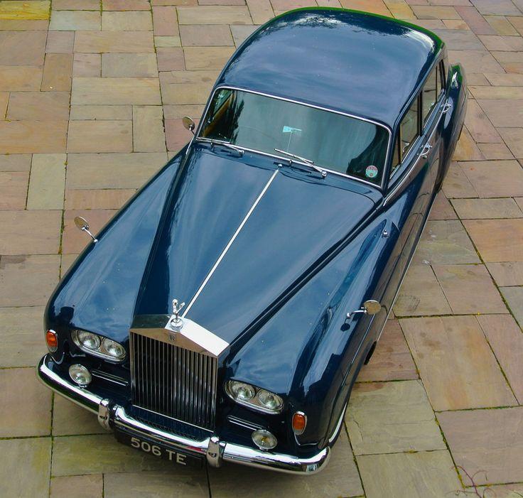 1965 ROLLS ROYCE SILVER CLOUD III in Cars, Motorcycles & Vehicles, Classic Cars, Rolls Royce & Bentley | eBay!