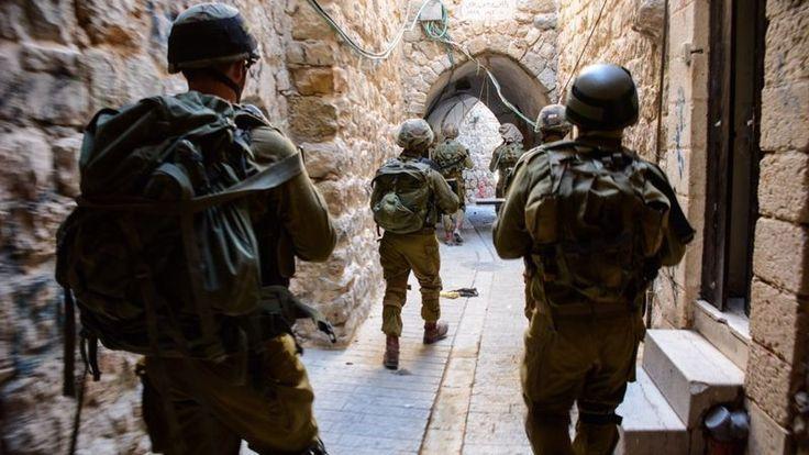 Quds Berubah Menjadi Zona Militer - Pars Today