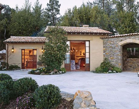 9 best images about california stucco tract homes on for Tract home builders