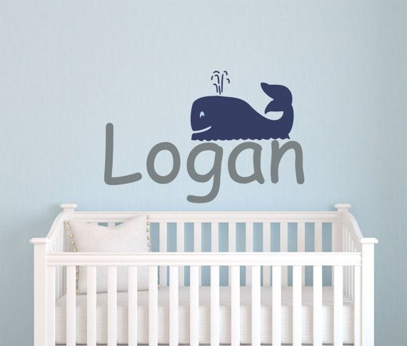 Best Personalized Kids Wall Decals Images On Pinterest Kids - Custom wall vinyl lettering