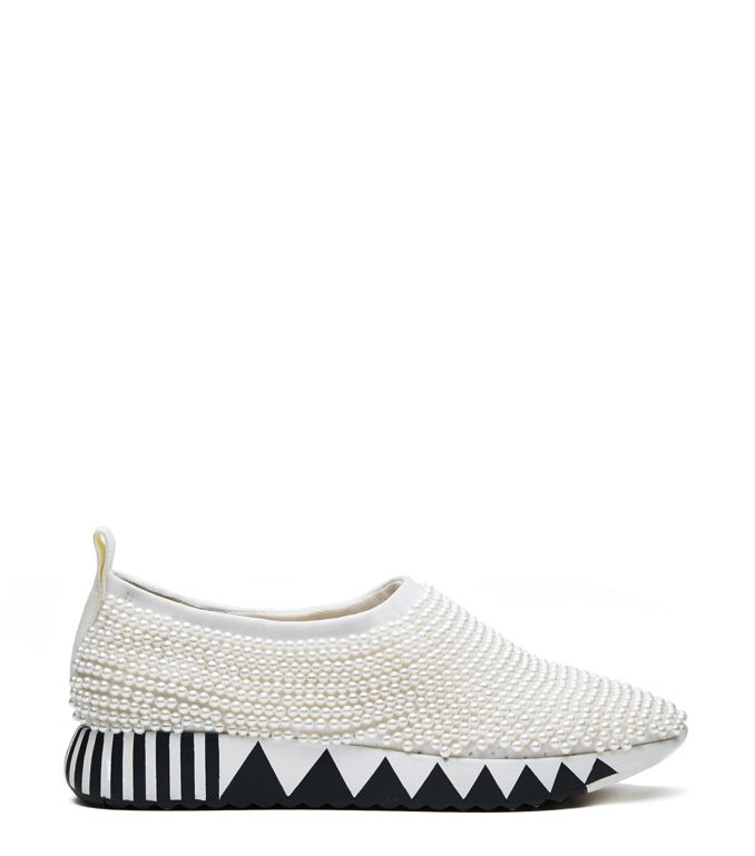 A serious sneaker upgrade for your daily commute and weekend errands:  Women's PEARL SLIP-