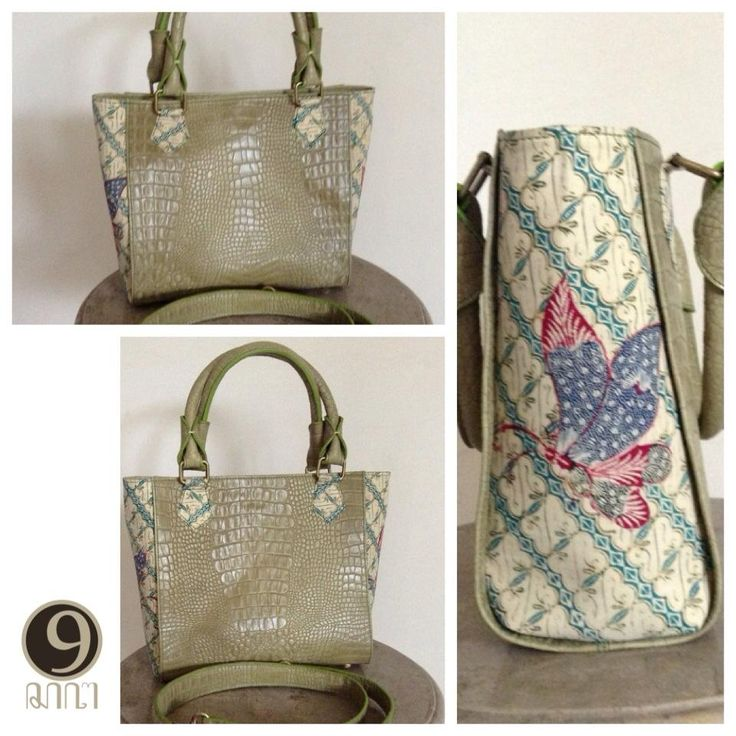 Larasati small fashion style with Ade Baji  butterfly