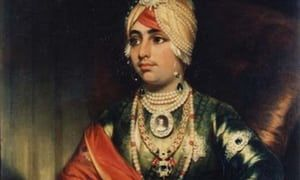 Duleep Singh, the last Indian owner of the Koh-i-Noor. Photograph: Alamy