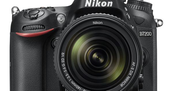 Meet the just-announced new DX-Format D7200 DSLR, and view the key specifications and photos!