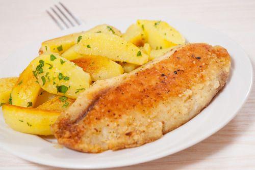 Air Fryer Fish & Chips For a cheap lunch you couldnt beat  Mein Blog: Alles rund um Genuss & Geschmack  Kochen Backen Braten Vorspeisen Mains & Desserts!