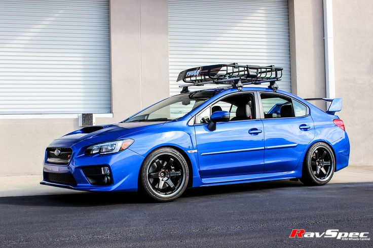 18 Inch Wheels | 2015 WRX / STI Aftermarket Fitment Specs & Images