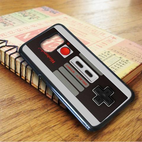Nintendo Controller Samsung Galaxy S7 Case