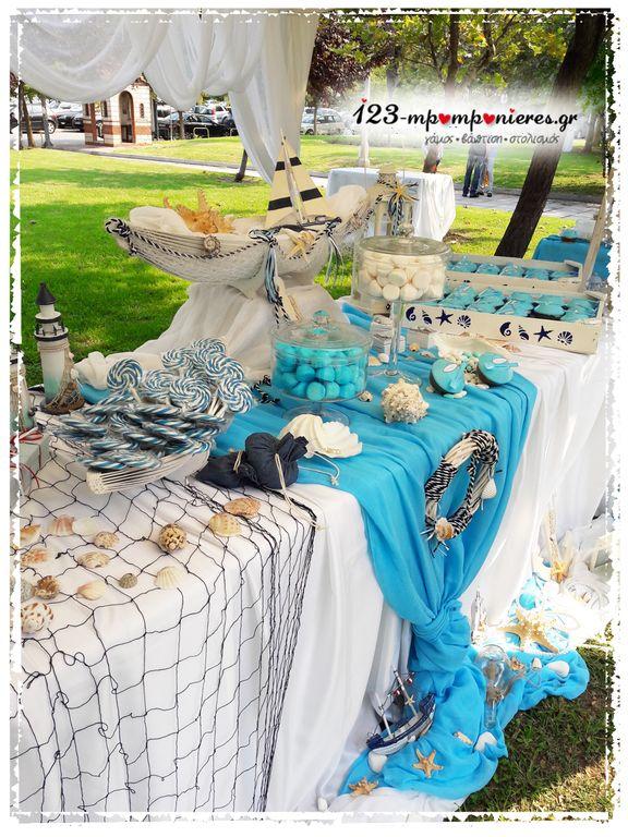 ΣΤΟΛΙΣΜΟΣ ΓΑΜΟΥ - ΒΑΠΤΙΣΗΣ :: Στολισμός Βάπτισης Θεσσαλονίκη και γύρω Νομούς :: ΣΤΟΛΙΣΜΟΣ ΒΑΠΤΙΣΗΣ ΜΕ ΘΕΜΑ ΤΗΝ ΘΑΛΑΣΣΑ ΚΩΔ.:SEA-1105