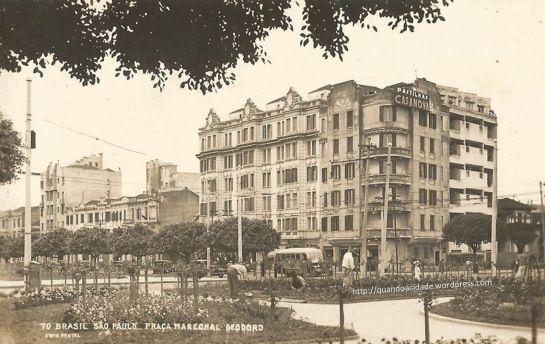 Praça Marechal Deodoro, anos 40