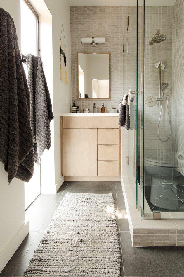Face It These 9 Master Bath Ideas Are Pure Genius Hunker Bathroom Design Bathrooms Remodel Small Bathroom