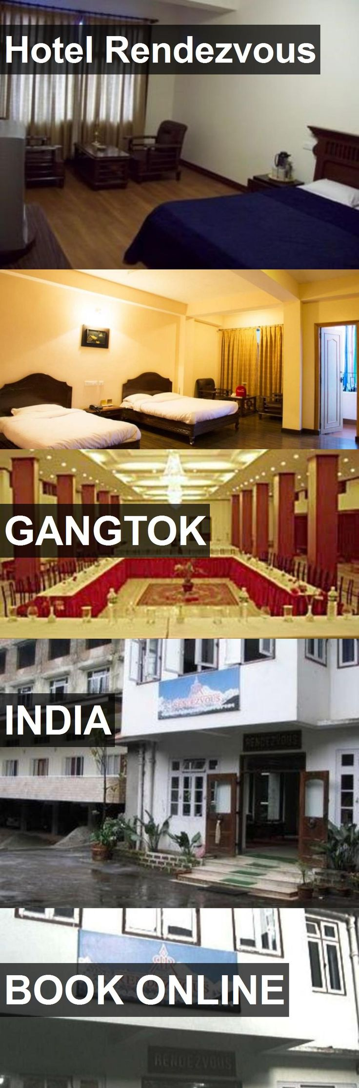 Hotel Rendezvous in Gangtok, India. For more information, photos, reviews and best prices please follow the link. #India #Gangtok #travel #vacation #hotel