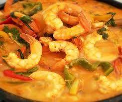 Le Moqueca de Camarao aux crevettes, un délice de Bahia