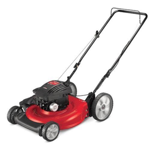 """MTD Yard Machine 11A-B06R700 Push Lawn Mower, 21"""", 140 cc"""