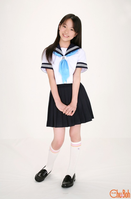All Pics of young girls in school uniform good