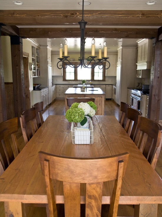 17 Best Images About Farmhouse Table On Pinterest Farmhouse Kitchens Chairs And Dining Rooms