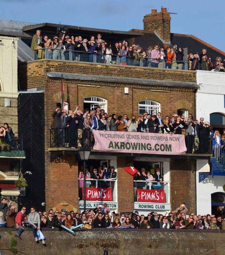 Auriol Kensington Rowing Club | Friendly, competitive rowing club on the Thames Tideway