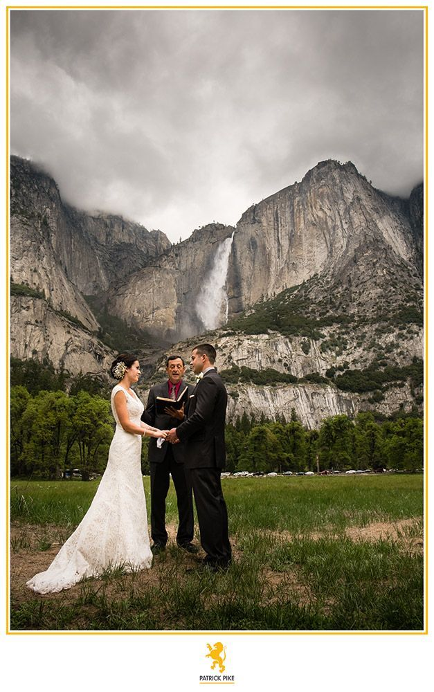 Yosemite wedding | elopement | addyrosedesign.com | patrickpike.com OH GOD
