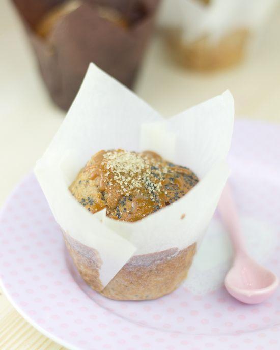Objetivo: Cupcake Perfecto.: Muffins light de fresa