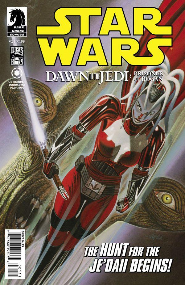 Star Wars: Dawn of the Jedi - The Prisoner of Bogan #1