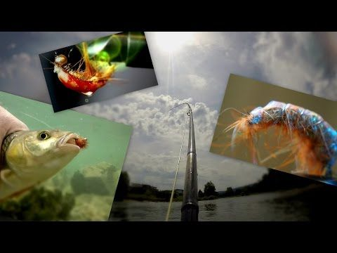 plunge into water 2016 flyfishing & fly tying part2 - YouTube