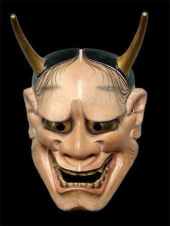 masque noh japon - Recherche Google
