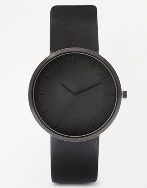 ASOS Sleek Monotone Strap Watch
