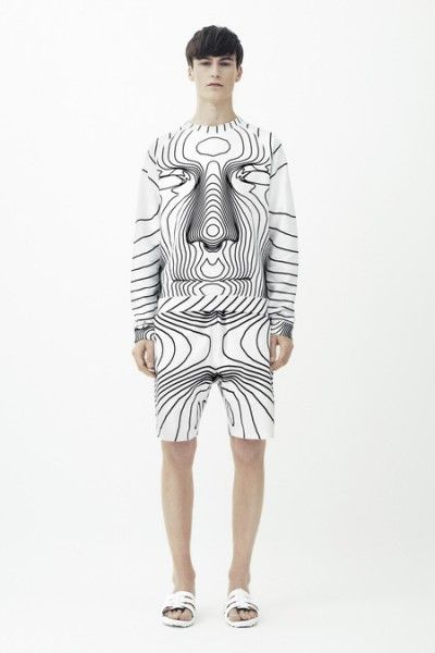 Christopher Kane Menswear S/S 2014