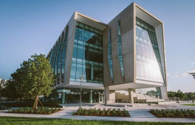 New student academic center now open - Student Academic Success Center (SASC) opened its doors, becoming a four-story hub for new and returning students.